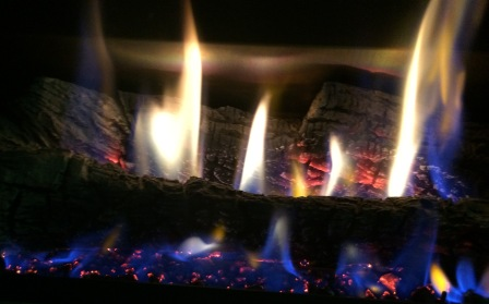 gas log fire repairs